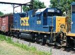 CSX 1519 on Q418